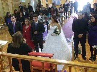 El matrimonio de Priscila Guajardo y Jaime Muñoz 2
