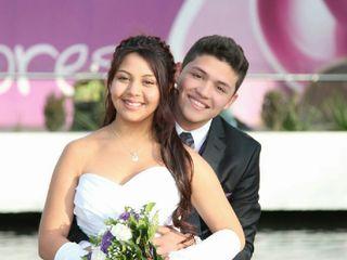 El matrimonio de Priscila Guajardo y Jaime Muñoz