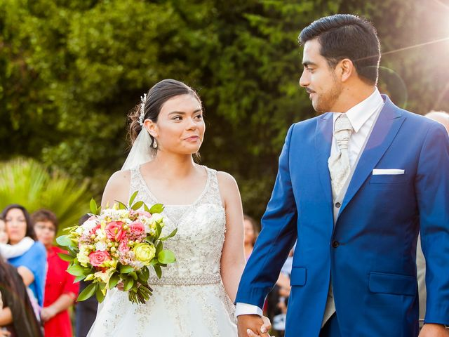 El matrimonio de Olivia y Deiby
