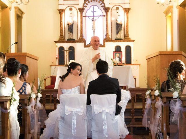 El matrimonio de Sebastián y Daniela en Copiapó, Copiapó 14