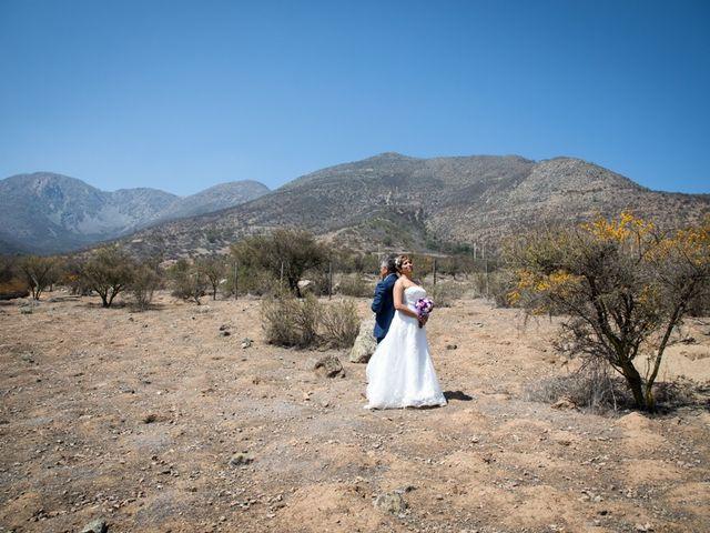 El matrimonio de María y Patricio