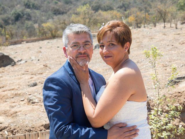 El matrimonio de Patricio y María en Curacaví, Melipilla 1