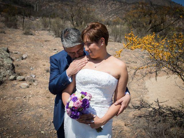 El matrimonio de Patricio y María en Curacaví, Melipilla 3