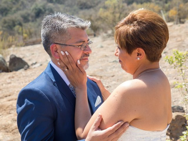 El matrimonio de Patricio y María en Curacaví, Melipilla 4