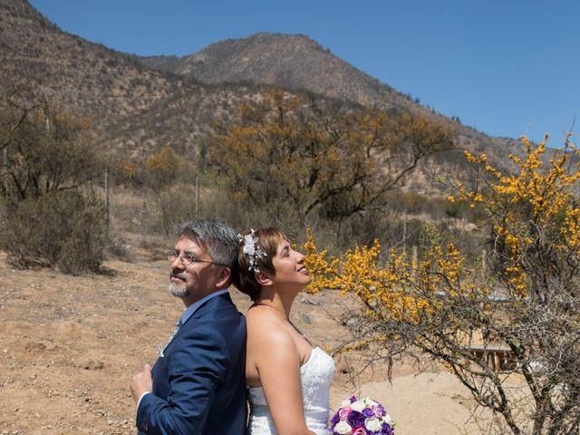 El matrimonio de Patricio y María en Curacaví, Melipilla 5