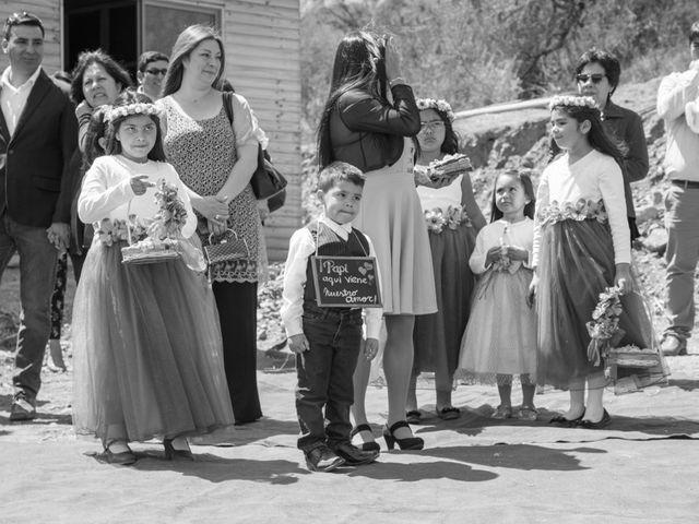 El matrimonio de Patricio y María en Curacaví, Melipilla 10