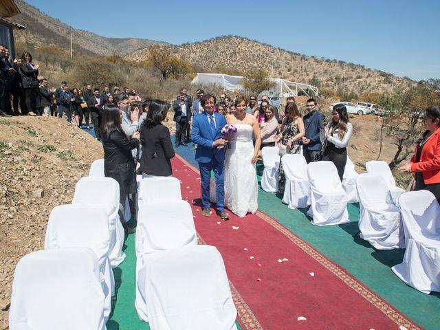 El matrimonio de Patricio y María en Curacaví, Melipilla 12