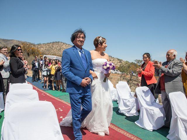 El matrimonio de Patricio y María en Curacaví, Melipilla 13