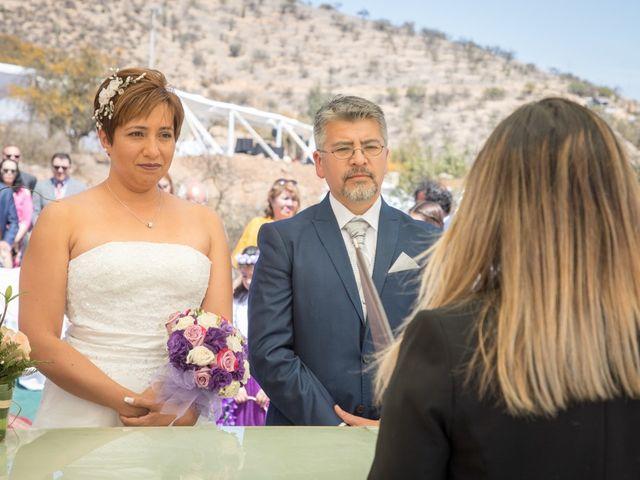El matrimonio de Patricio y María en Curacaví, Melipilla 14