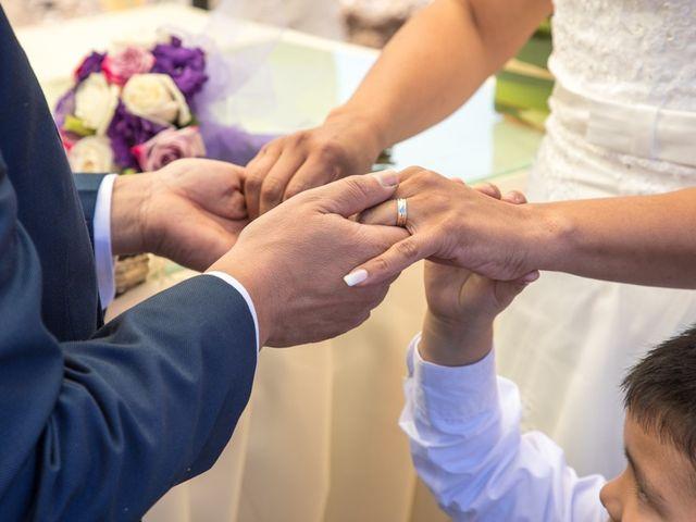 El matrimonio de Patricio y María en Curacaví, Melipilla 15