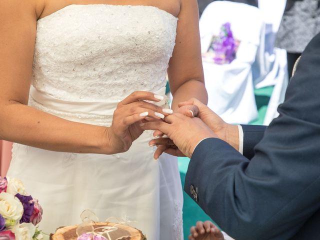 El matrimonio de Patricio y María en Curacaví, Melipilla 16