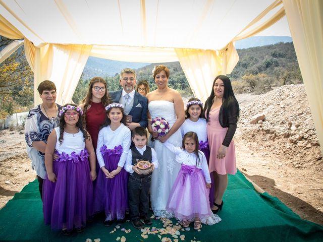 El matrimonio de Patricio y María en Curacaví, Melipilla 17