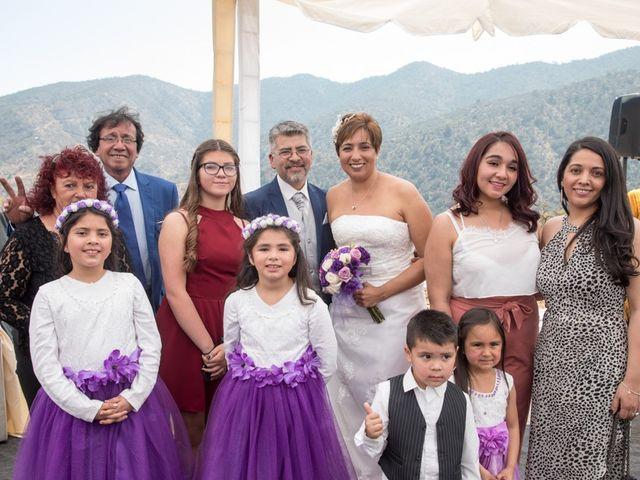 El matrimonio de Patricio y María en Curacaví, Melipilla 19