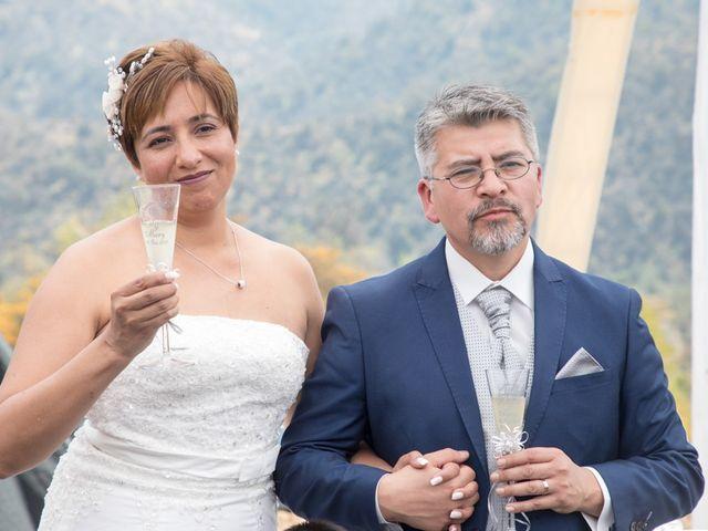 El matrimonio de Patricio y María en Curacaví, Melipilla 21