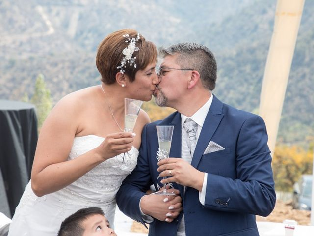 El matrimonio de Patricio y María en Curacaví, Melipilla 22