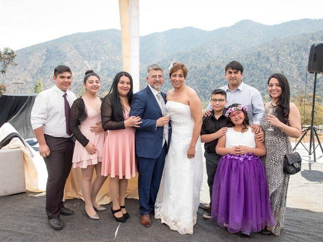 El matrimonio de Patricio y María en Curacaví, Melipilla 23