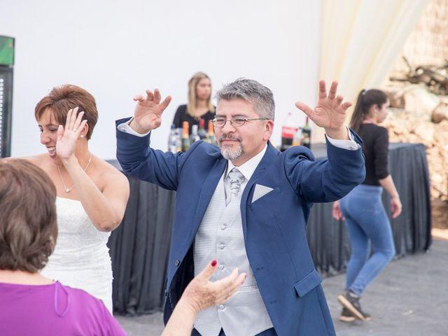 El matrimonio de Patricio y María en Curacaví, Melipilla 32