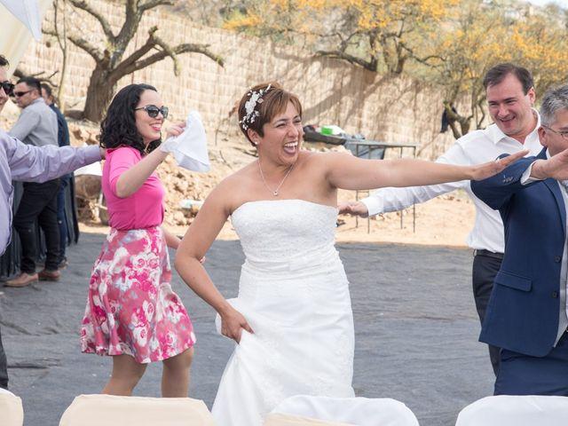 El matrimonio de Patricio y María en Curacaví, Melipilla 39