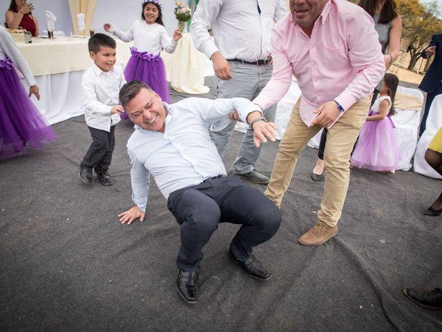 El matrimonio de Patricio y María en Curacaví, Melipilla 42
