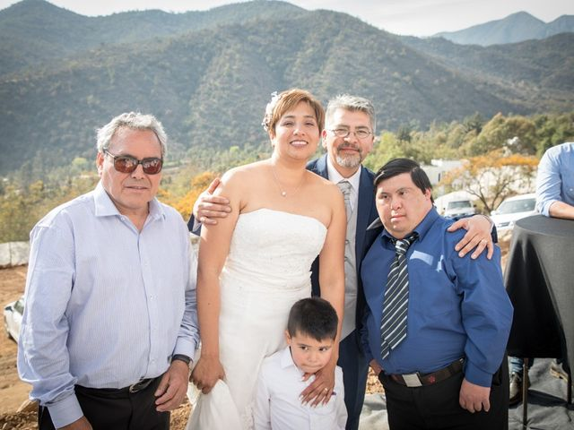 El matrimonio de Patricio y María en Curacaví, Melipilla 54