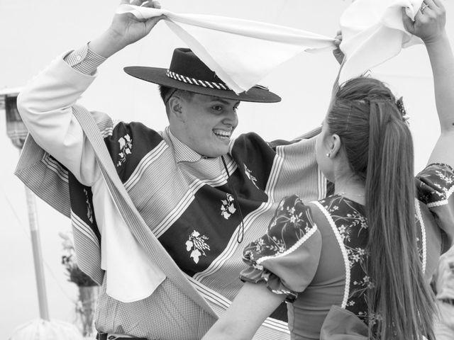 El matrimonio de Patricio y María en Curacaví, Melipilla 60