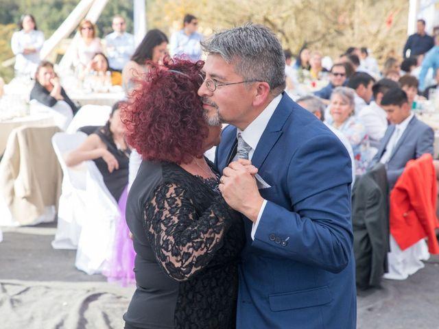 El matrimonio de Patricio y María en Curacaví, Melipilla 71