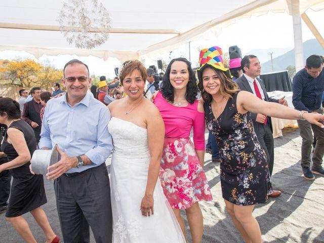 El matrimonio de Patricio y María en Curacaví, Melipilla 74