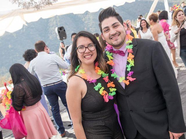 El matrimonio de Patricio y María en Curacaví, Melipilla 76