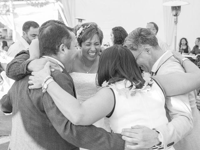 El matrimonio de Patricio y María en Curacaví, Melipilla 78
