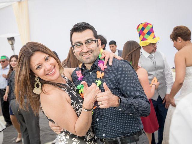 El matrimonio de Patricio y María en Curacaví, Melipilla 81