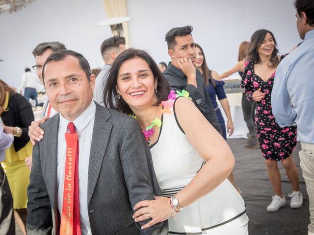 El matrimonio de Patricio y María en Curacaví, Melipilla 82