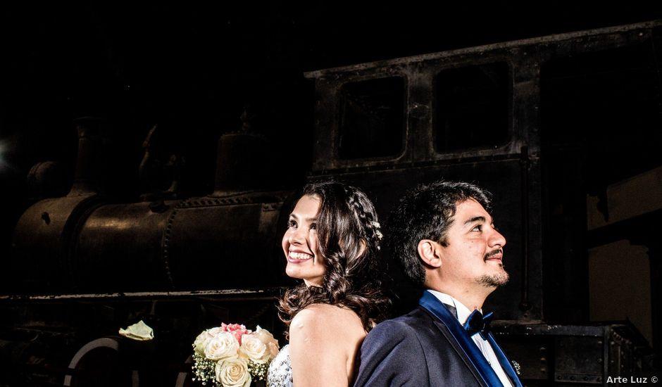 El matrimonio de Sebastián y Daniela en Copiapó, Copiapó