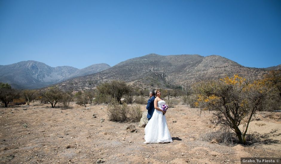 El matrimonio de Patricio y María en Curacaví, Melipilla