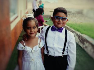 El matrimonio de Cindy   y Rodrigo 3