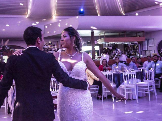 El matrimonio de Carolina y Ernesto