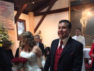El matrimonio de María Flor y Jorge 1