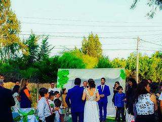 El matrimonio de Valentina  y Mario 1