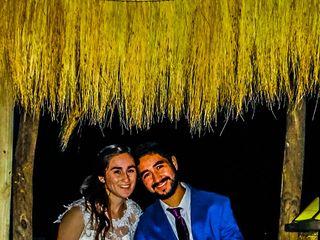 El matrimonio de Valentina  y Mario 2