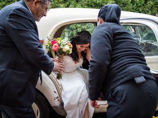 El matrimonio de Catalina y Roberto 1