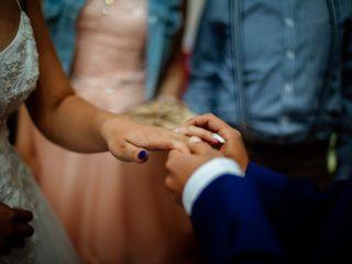 El matrimonio de Arely y Fabio  1