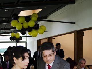 El matrimonio de Valentina y Rodrigo 2