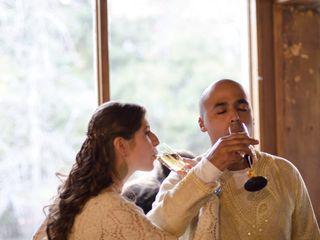 El matrimonio de Valentina y Rodrigo