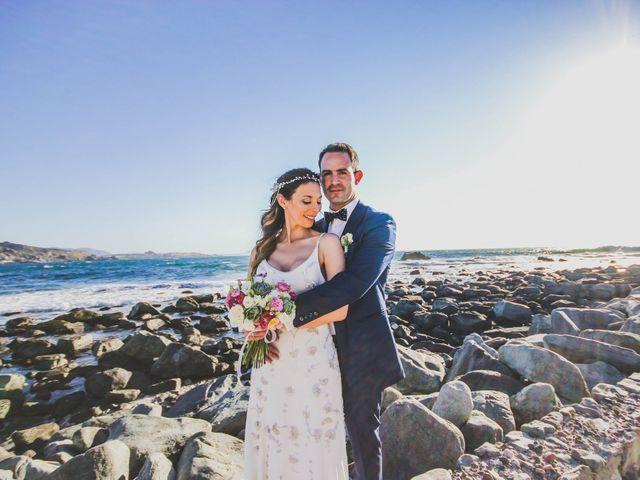 El matrimonio de Paulina y Dieter
