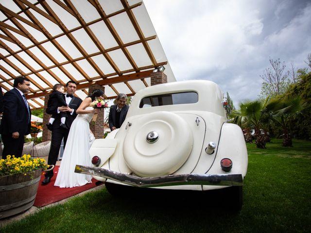 El matrimonio de Roberto y Catalina en Graneros, Cachapoal 2