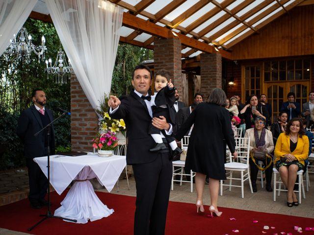 El matrimonio de Roberto y Catalina en Graneros, Cachapoal 7
