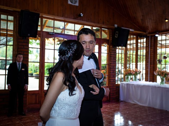El matrimonio de Roberto y Catalina en Graneros, Cachapoal 10