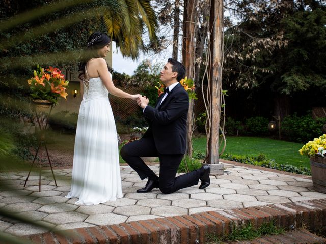 El matrimonio de Roberto y Catalina en Graneros, Cachapoal 15