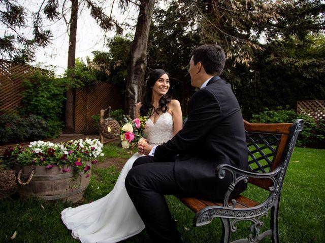 El matrimonio de Roberto y Catalina en Graneros, Cachapoal 16