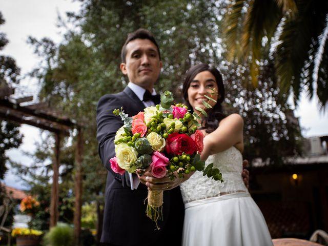 El matrimonio de Roberto y Catalina en Graneros, Cachapoal 17