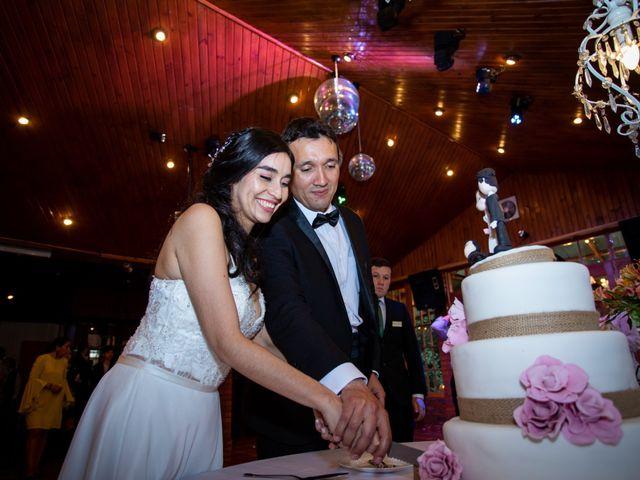 El matrimonio de Roberto y Catalina en Graneros, Cachapoal 18